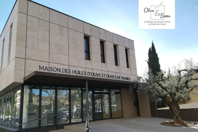 La Maison des Huiles d'Olive et Olives de France